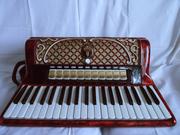 продается немецкий аккордеон