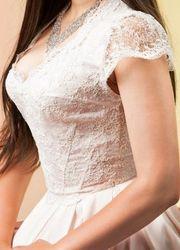 Выпускное платье( пошито на заказ)