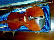 Продаётся итальянская мануфактурная скрипка начала 20 века