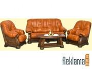 Продам комплект мягкой мебели для гостинной