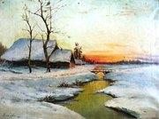 Продам картину художника Романова (оригинал)