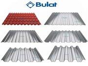 Металлочерепица и профнастил Bulat®. Европейское качество.